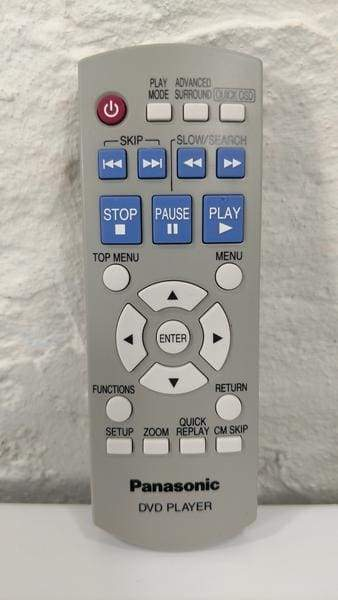 a close up of a remote control