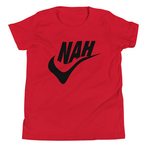 Nah Youth T-Shirt - T-Shirt - Sportsball Supply Co.
