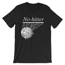 No-hitter Unisex Tee - Funny Sports Ironic T-Shirt - Sportsball Supply Co.