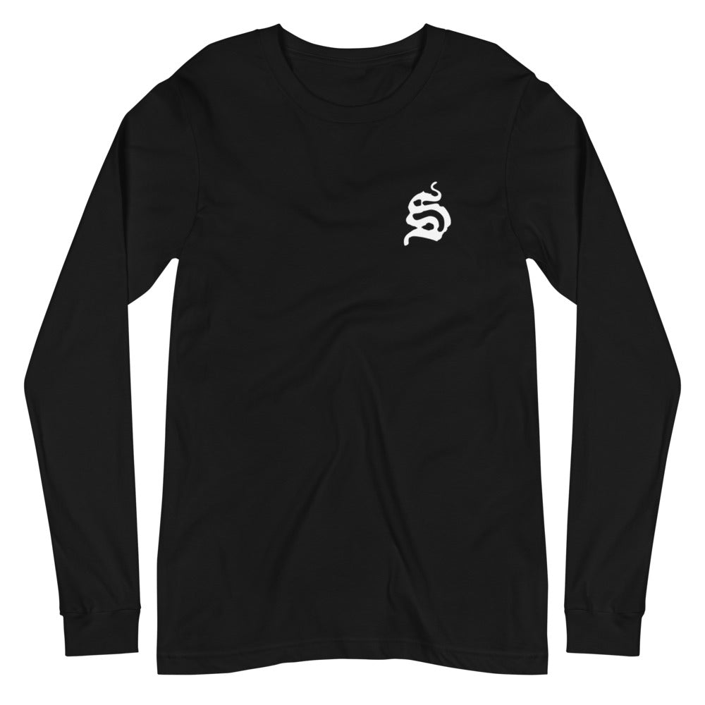S Unisex Long Sleeve Tee -  - Sportsball Supply Co.