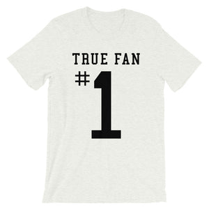 True Fan #1 - Unisex Tee - T-Shirt - Sportsball Supply Co.