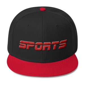 SPORTS Snapback - Hat - Sportsball Supply Co.