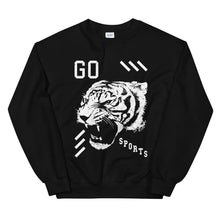 Go Sports Tiger Head Sweatshirt