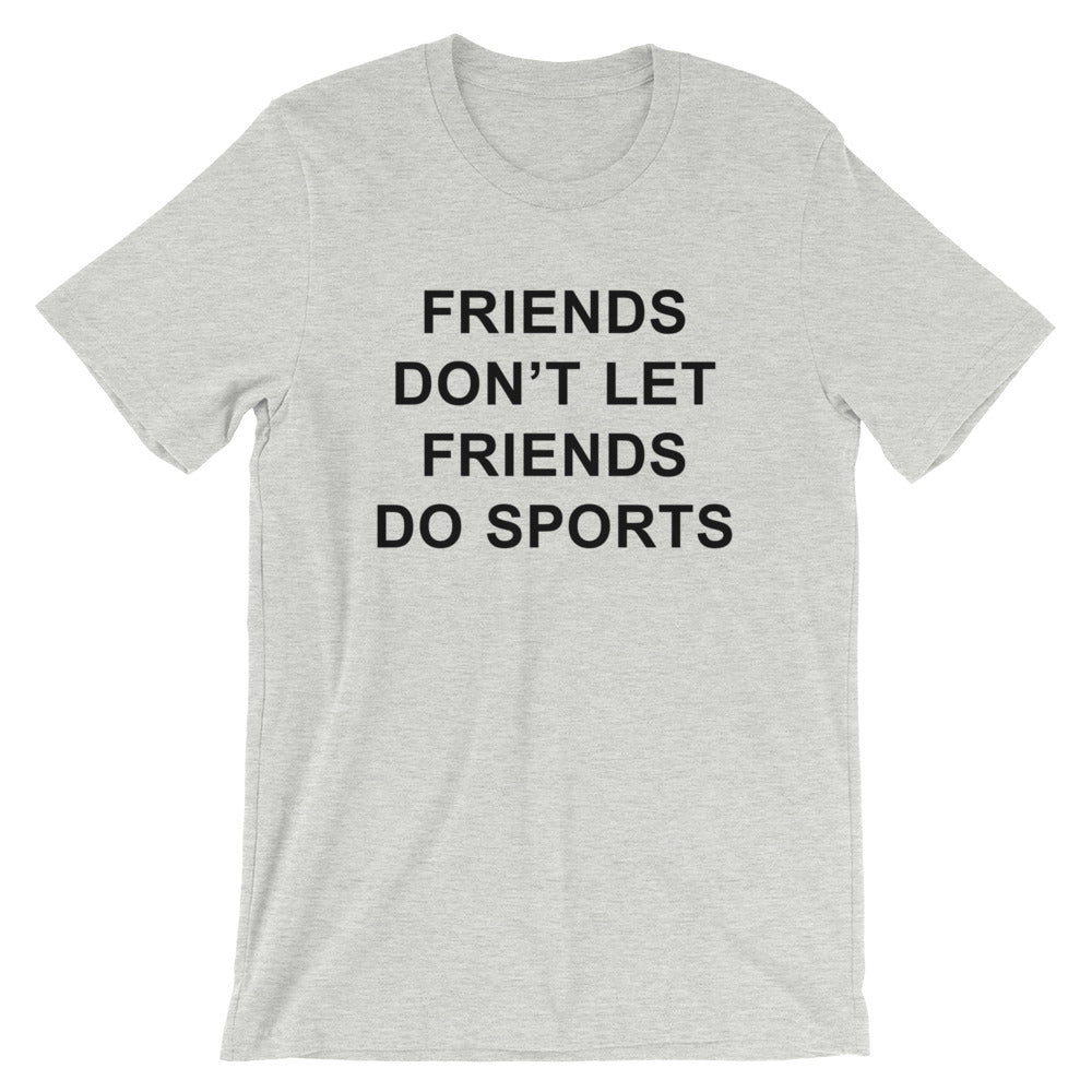 Friends Unisex Tee -  - Sportsball Supply Co.