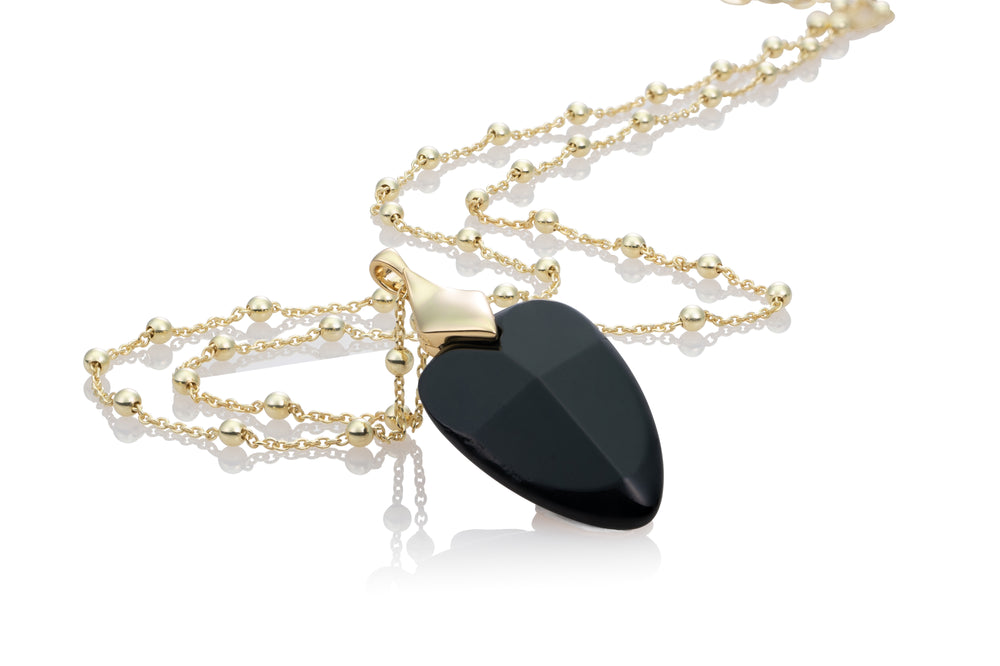 Edge Ketting set - Onyx