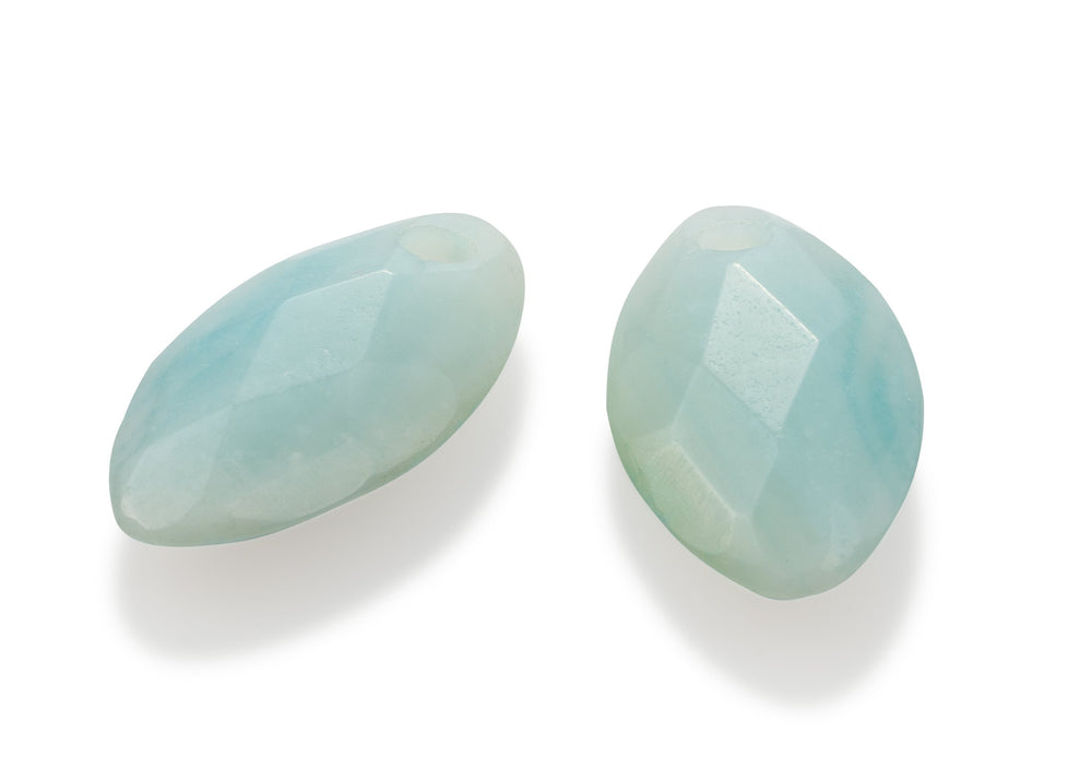 Amazonite - Leaf small edelstenen