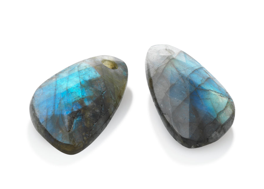 Labradorite - Asymmetric Drop