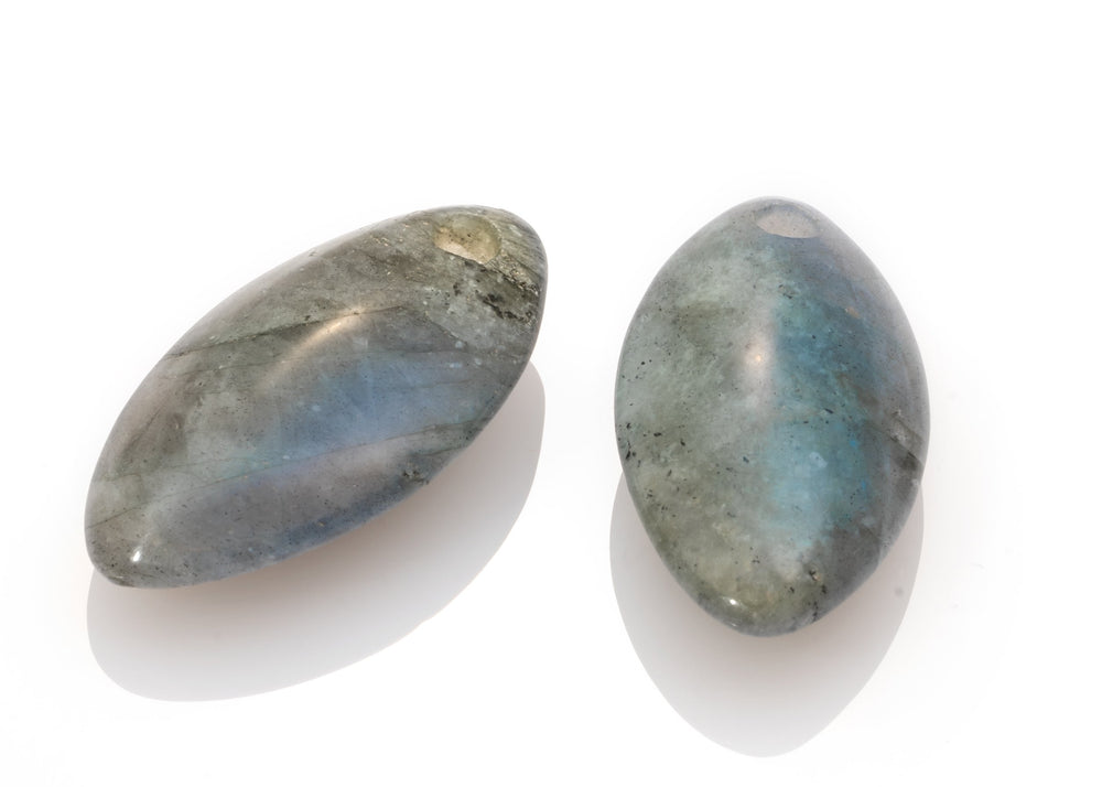 Labradorite - Leaf medium edelstenen