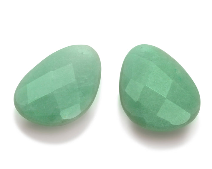 Green Aventurine - Big Bang eardrops