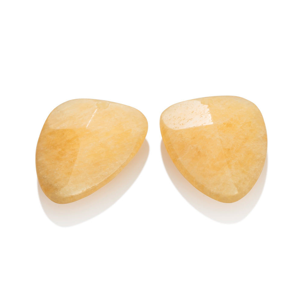 Yellow Jade - Edge edelstenen