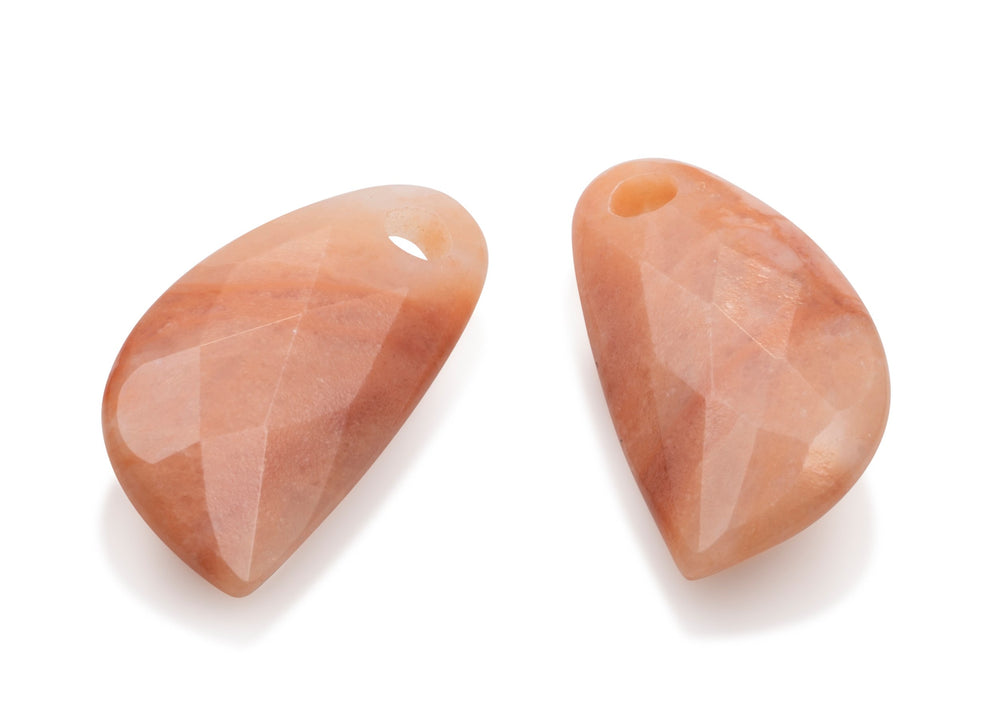 Peach Rhodonite - Supernova edelstenen