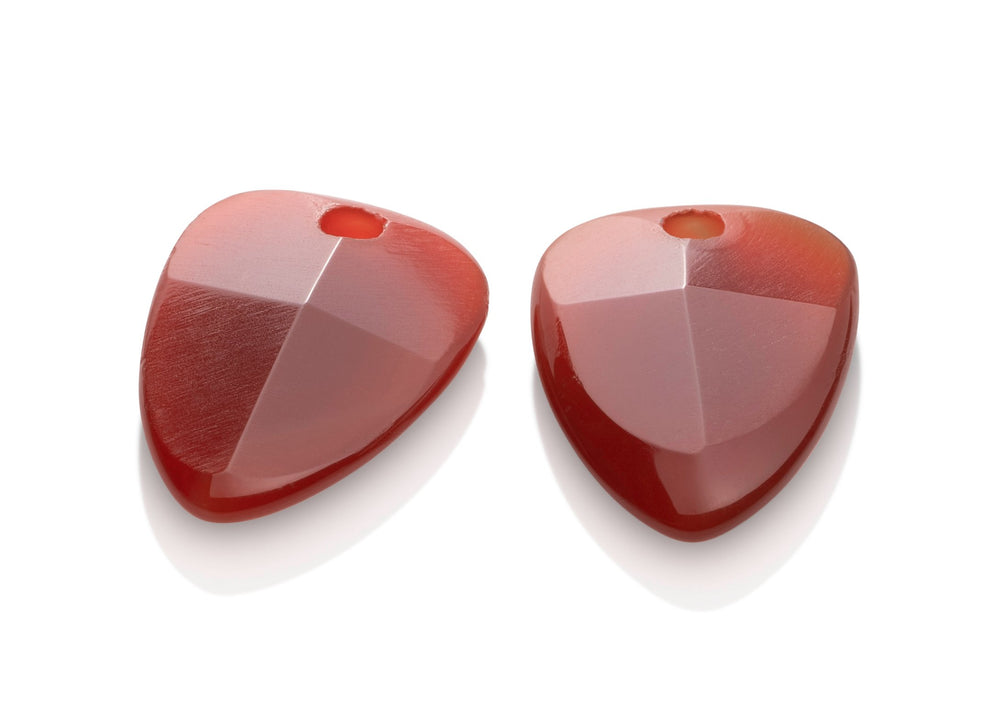 Red Agate - Edge edelstenen