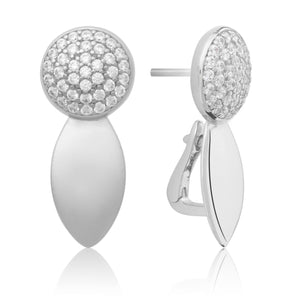 The Core Crystal Silver - Sparkling Jewels