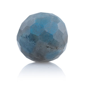 Labradorite - 20mm Facet - Sparkling Jewels