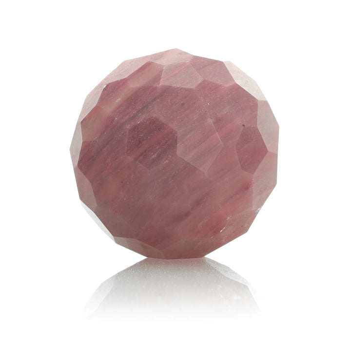 Rhodonite - 14mm Facet