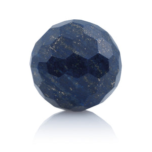 Lapis Lazuli - 20mm Facet - Sparkling Jewels