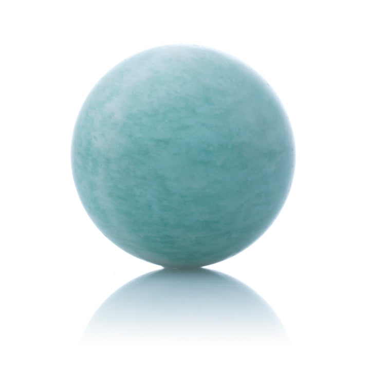 Amazonite - 20mm Polished - Sparkling Jewels