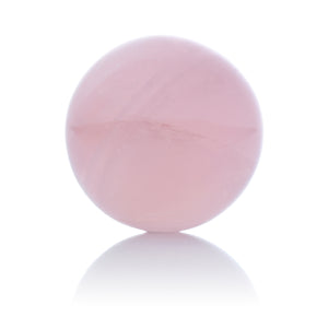 Rose Quartz - 20mm Polished - Sparkling Jewels
