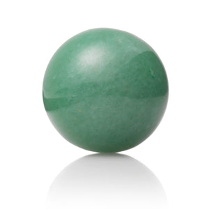 Green Aventurine - 20mm Polished - Sparkling Jewels