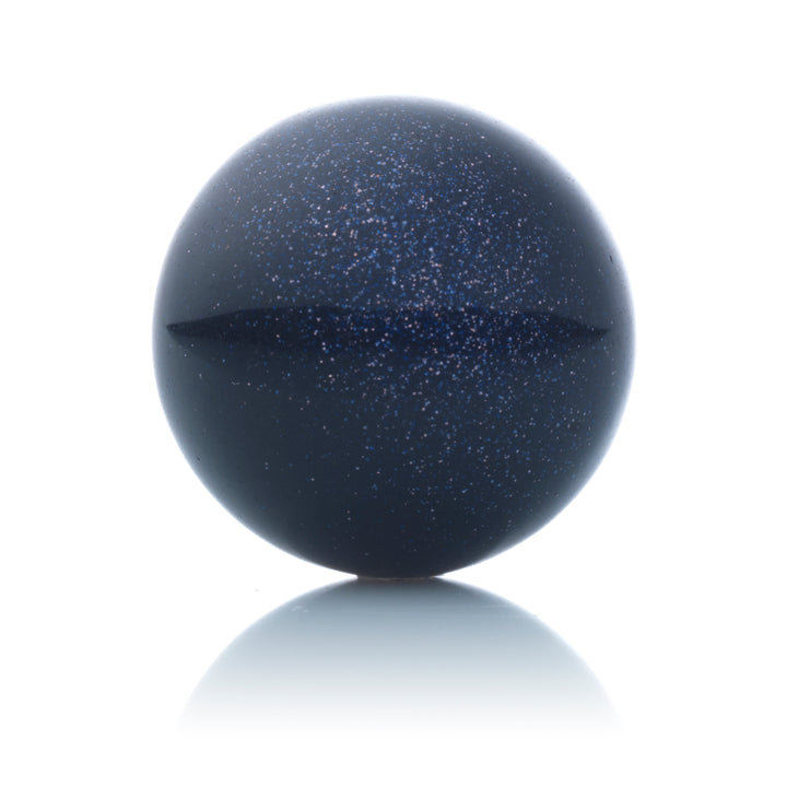 Blue Goldstone - 14mm Polished - Sparkling Jewels
