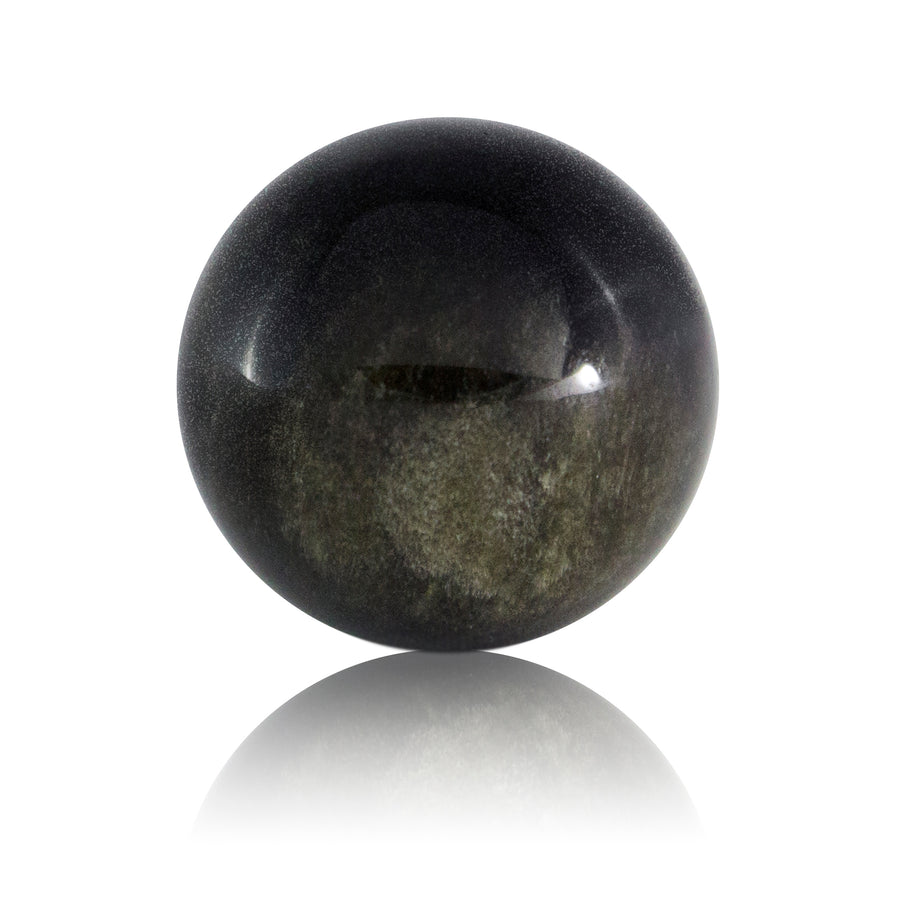 Gold Obsidian - 20mm Polished - Sparkling Jewels