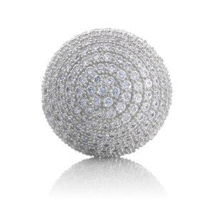 Polaris Silver - 14mm - Sparkling Jewels