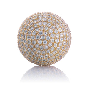 Polaris Gold - 14mm - Sparkling Jewels
