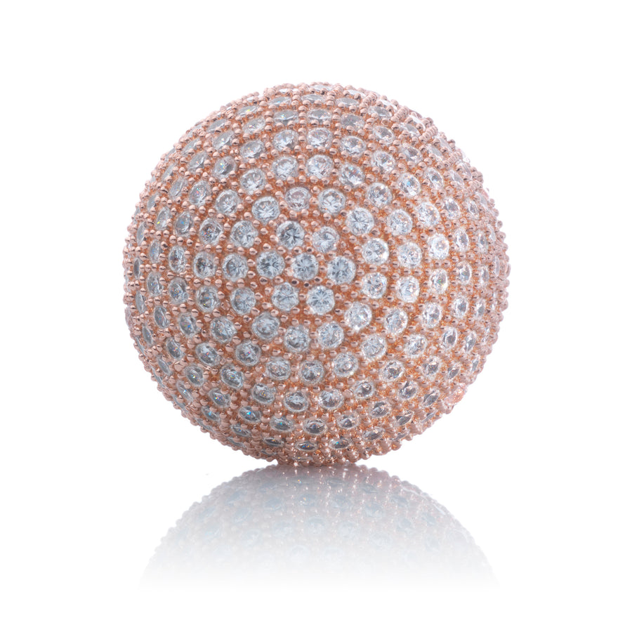 Polaris Rose Gold - 14mm - Sparkling Jewels