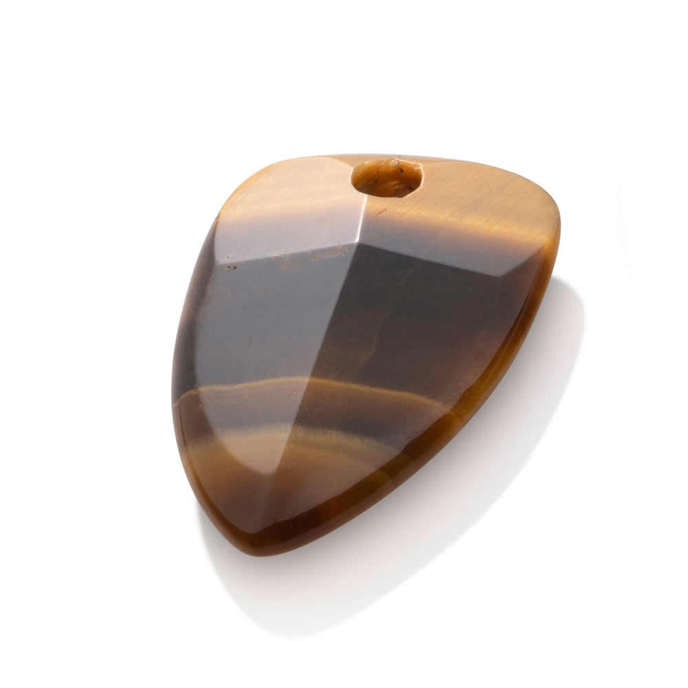 Edge Tiger Eye ketting edelsteen