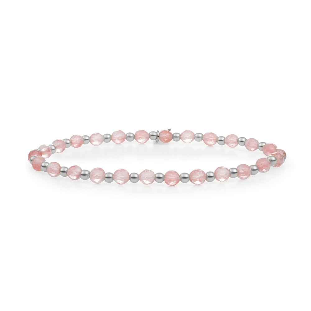 Cherry Quartz Interstellar armband