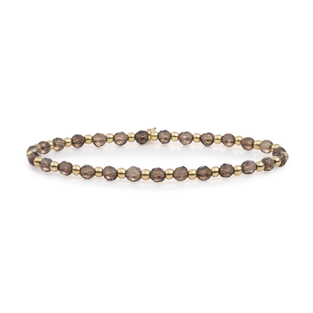 Smoky Quartz Interstellar armband