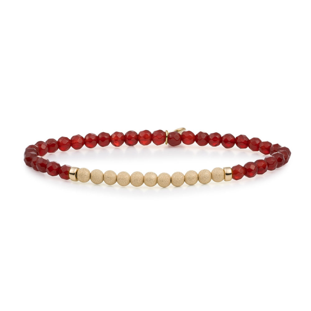 Red Agate Lightyear armband