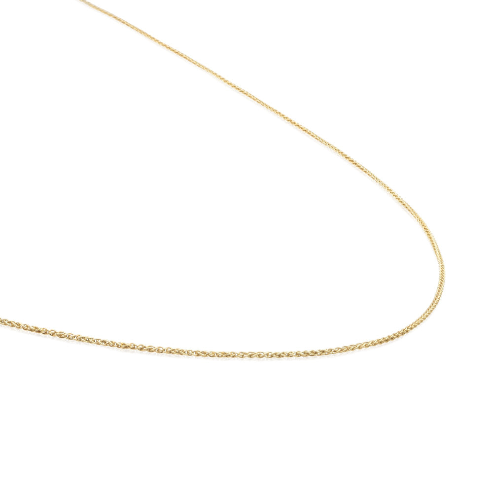 Wheat Ketting - Goud