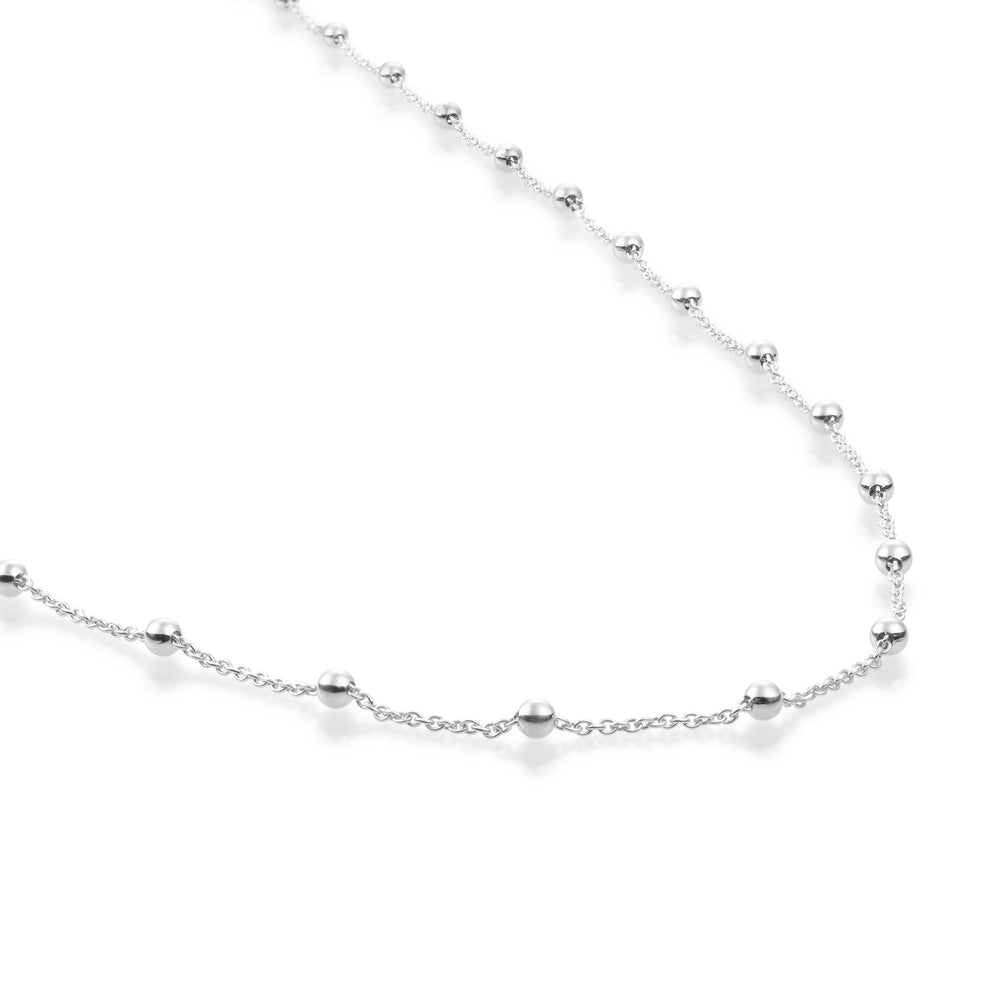 Ball Chain - Zilver