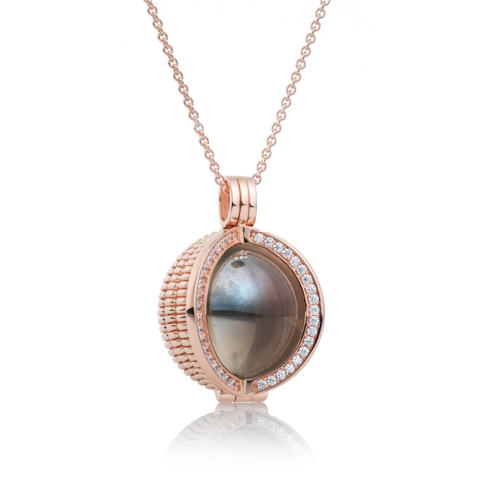 Starburst Ketting set - Opalite