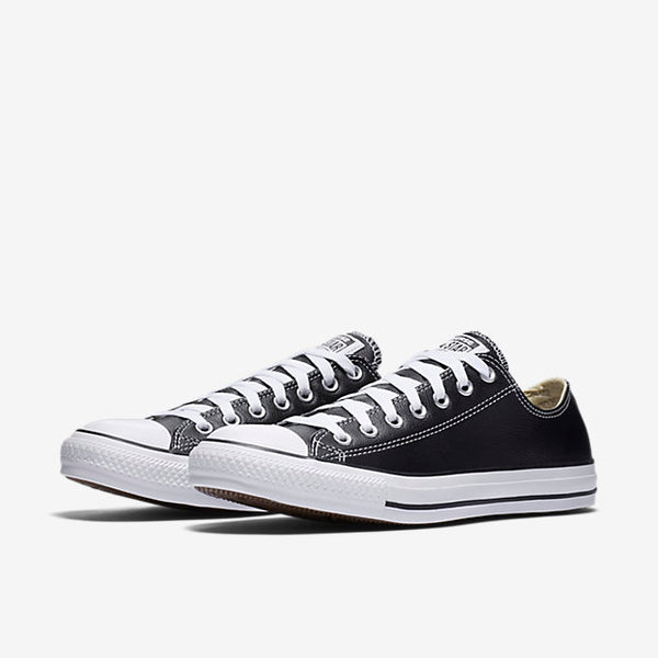 converse chuck taylor all star leather 132174c negro