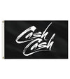 Cash Cash Logo Flag