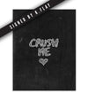 Crush Me Book