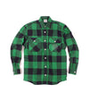 Logo Extra Heavyweight Flannel