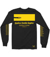 Black/Yellow Tour Long Sleeve