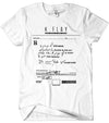 Prescription Tee (White)