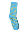 The Knocks Socks (Blue)