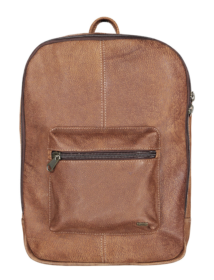 Advance Backpack - 15inch Leather Backpack Backpack CHAPEL Beta