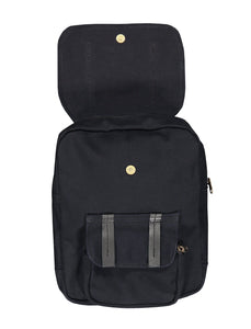 Baby Rider Canvas Backpack CHAPEL Black