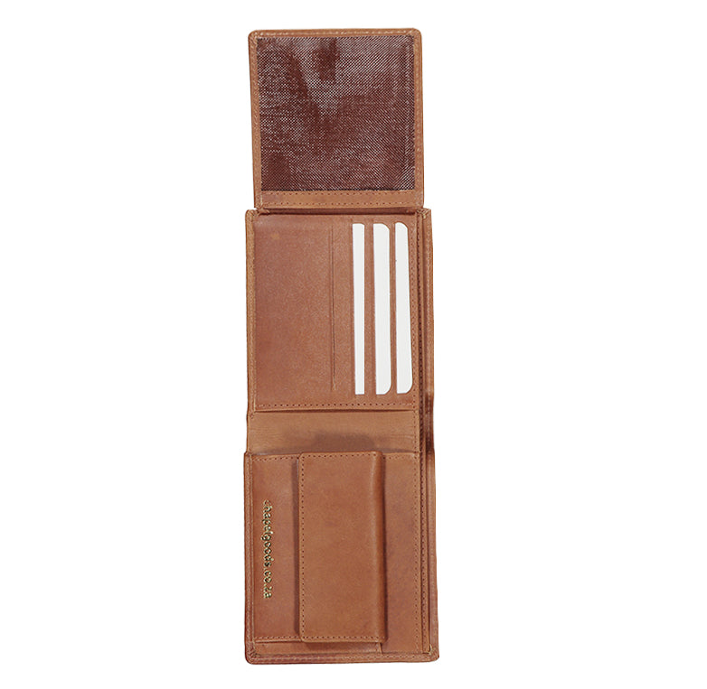 Mens Wallet CHAPEL Brown