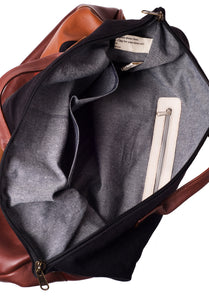 Overnighter - Leather Travel Bag Travel CHAPEL