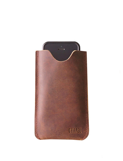 Iphone Cover Accessories CHAPEL Brown
