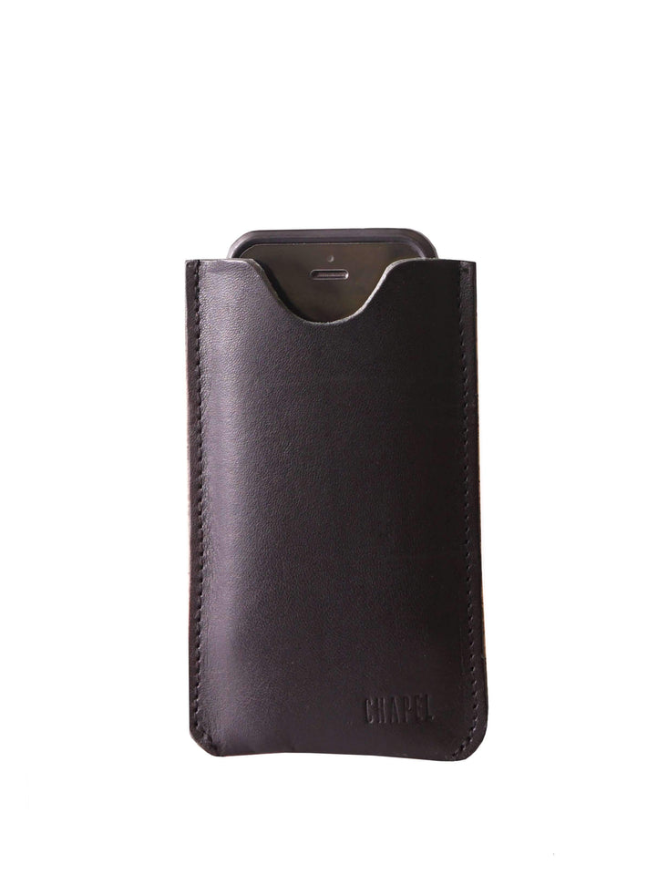 Iphone Cover Accessories CHAPEL Black