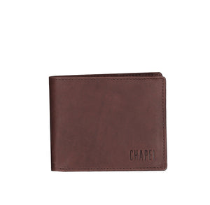 Mens Wallet CHAPEL Choc