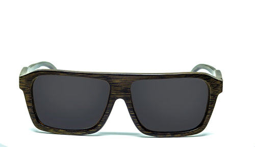 Aviator Sunglasses With Black Lens - Kadmat - Maybe Sunny